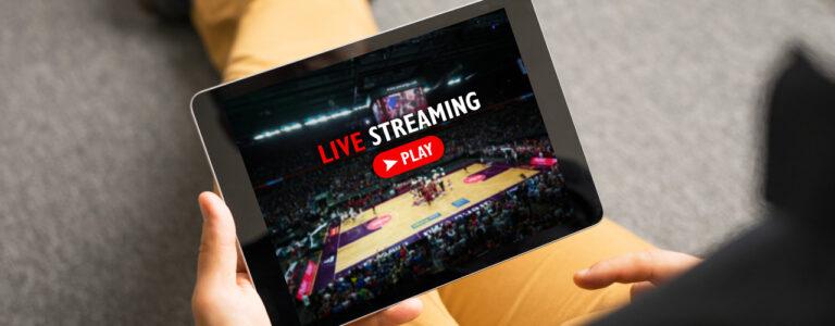 tablet live-streaming Unser Angebot rund um Liveproduktionen